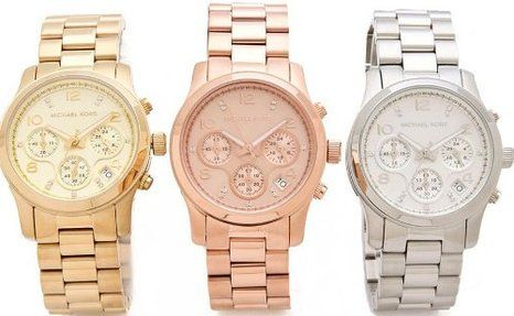 Michael Kors Runway Collection Multi-Color Women's Watch - MK5683
