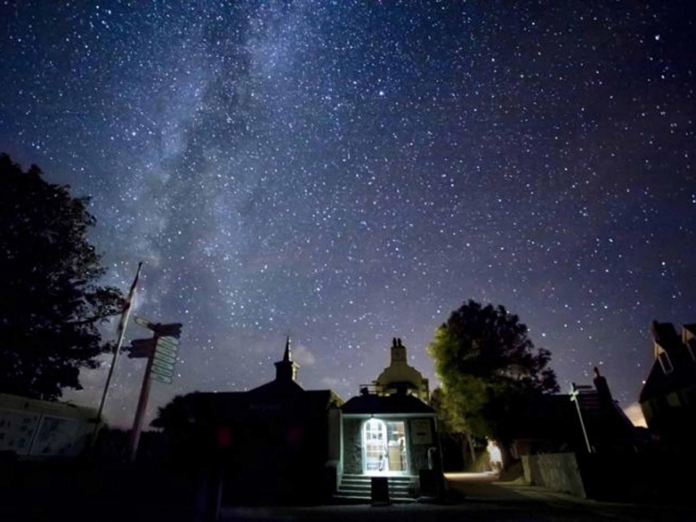 Looking Up In Sark The World S First Dark Sky Island Dark Skies Stargazing Sark