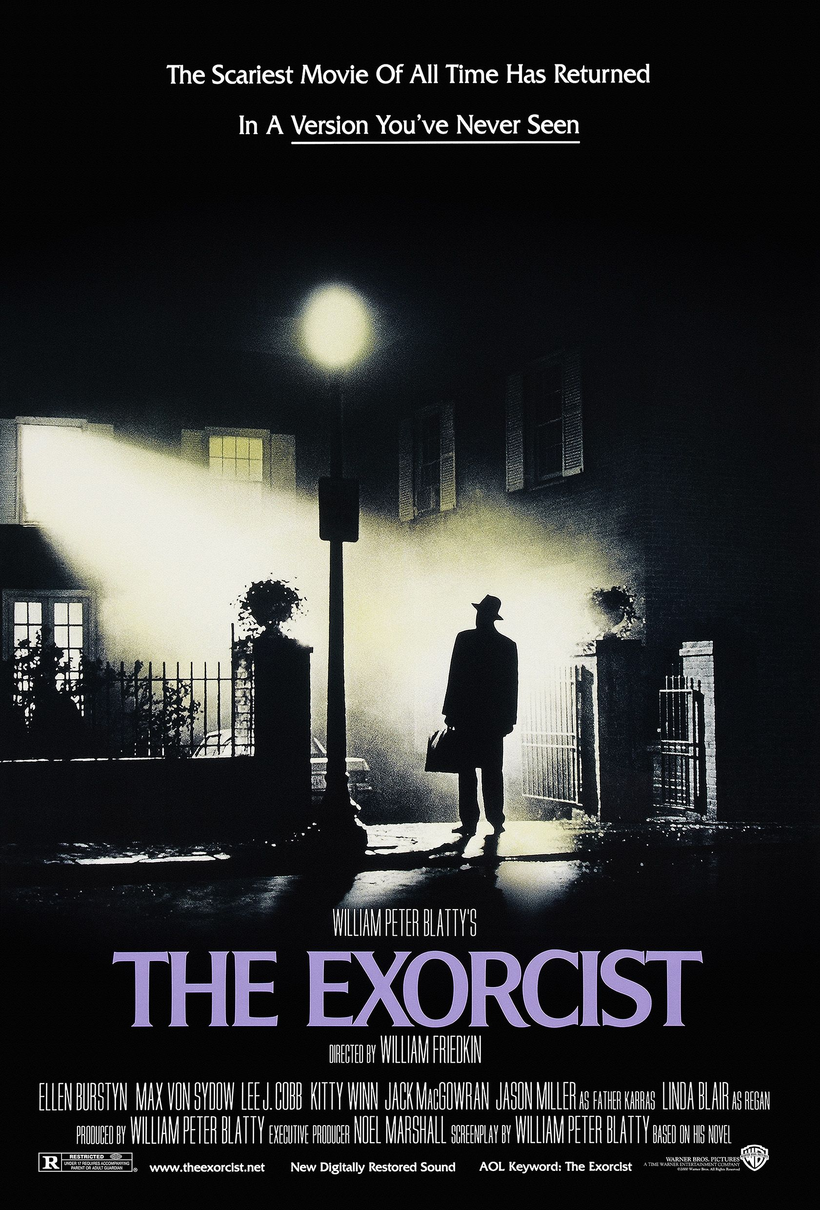The Exorcist In 2020 Exorcist Movie Horror Movie Posters Scary