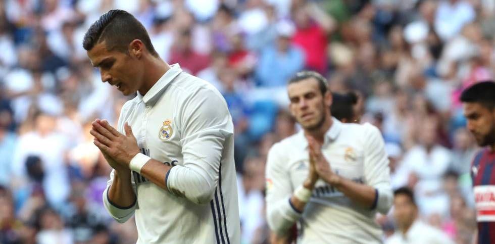 El Eibar deja sonado al Madrid