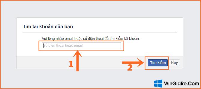 Cach Lấy Lại Facebook Bị Hack Mật Khẩu Va Mất Email đăng Ky Wingiare Com Facebook Mắt Khau