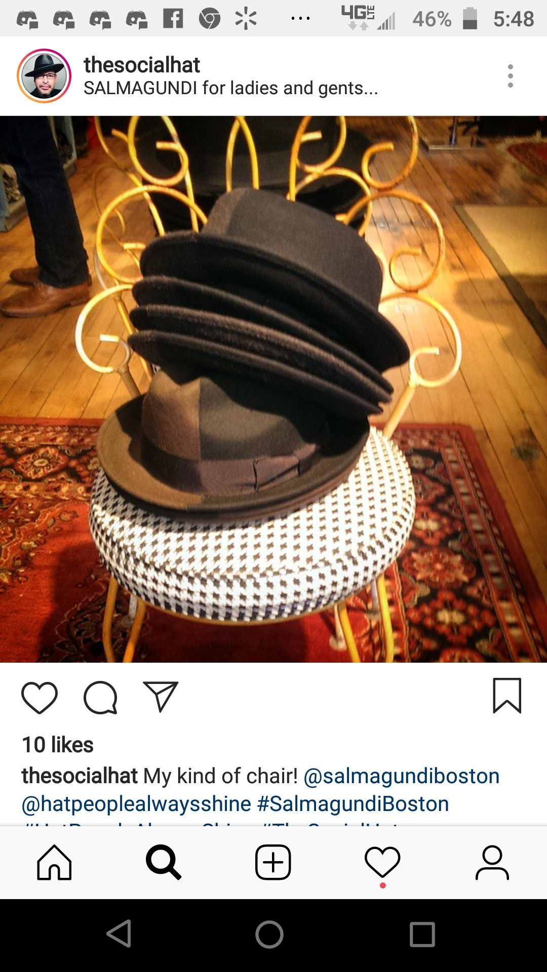 Pin by Tim Strycker on Hat shops  Locations  77fd6fe387e