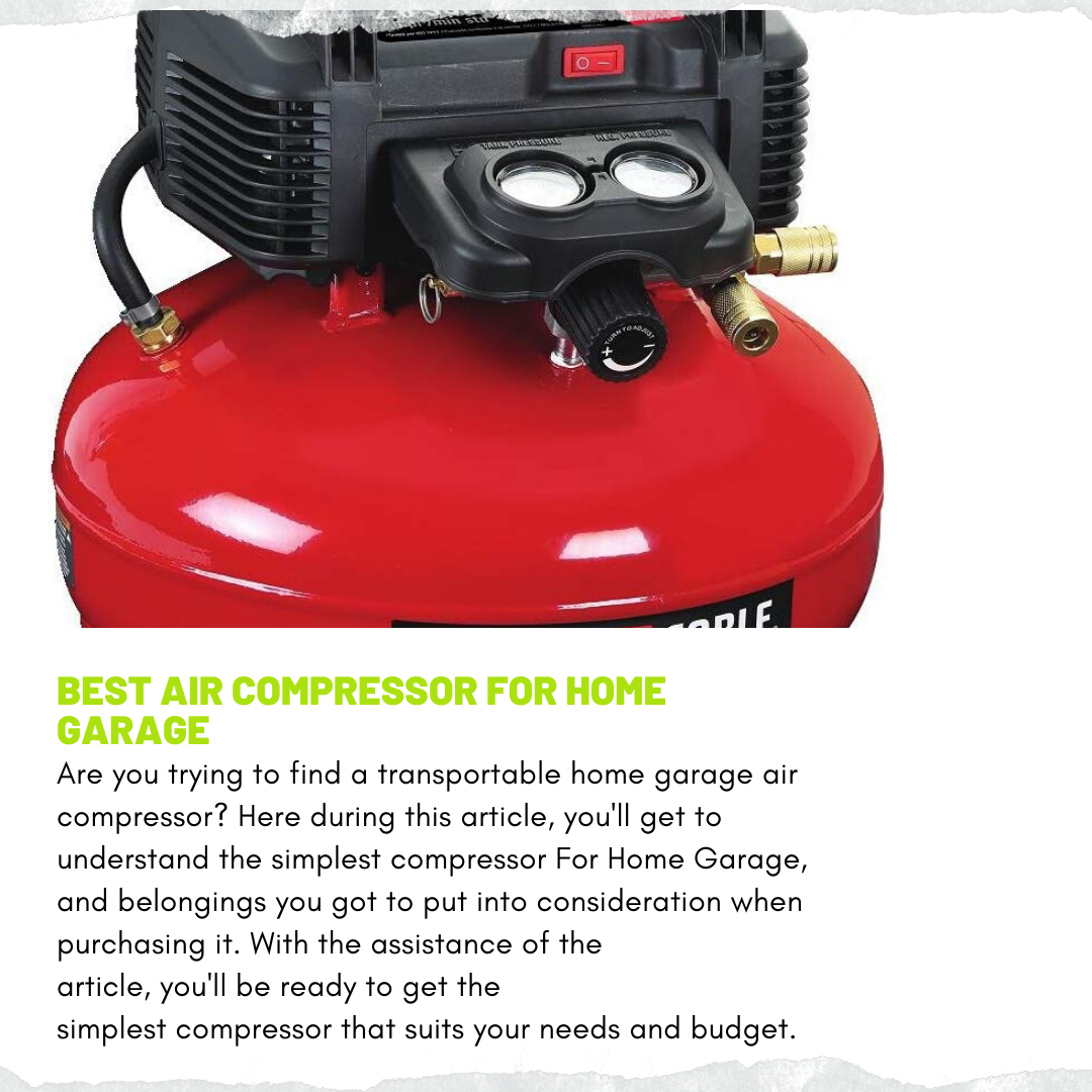 Our experts reviewed and compared the top air compressors