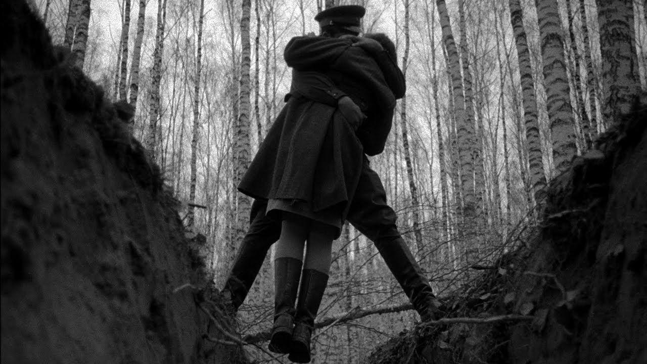 """Andrey Tarkovski """"İvanın uşaqlığı"""" (1962)"""