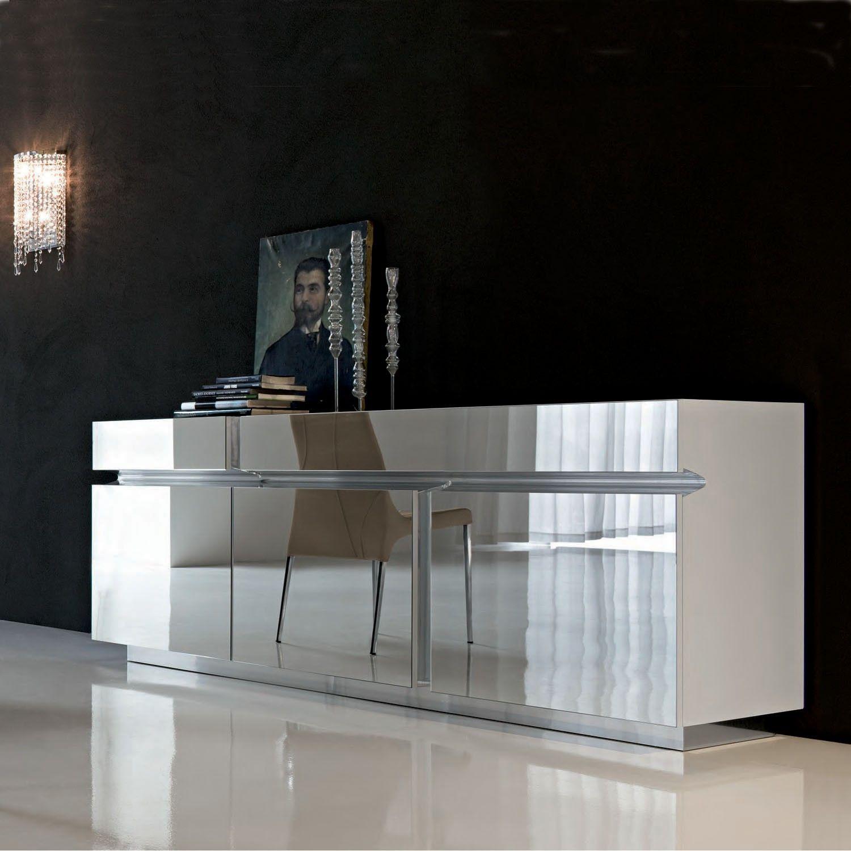 Aparador prisma cattelan italia aparador moderno for Aparadores para comedor