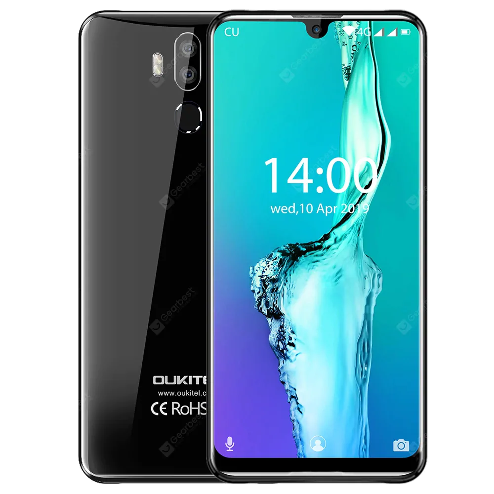 Oukitel K9 Black Cell Phones Sale Price Reviews Smartphone Phone Cell Phones For Sale