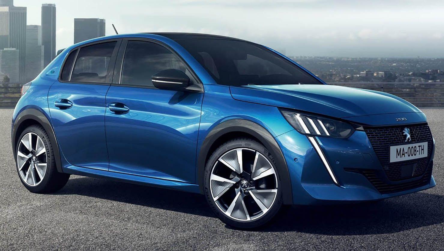 بيجو 208 إي الجديدة كليا 2020 الهاتشباك الكهربائية الجميلة موقع ويلز Peugeot Electric Cars Geneva Motor Show