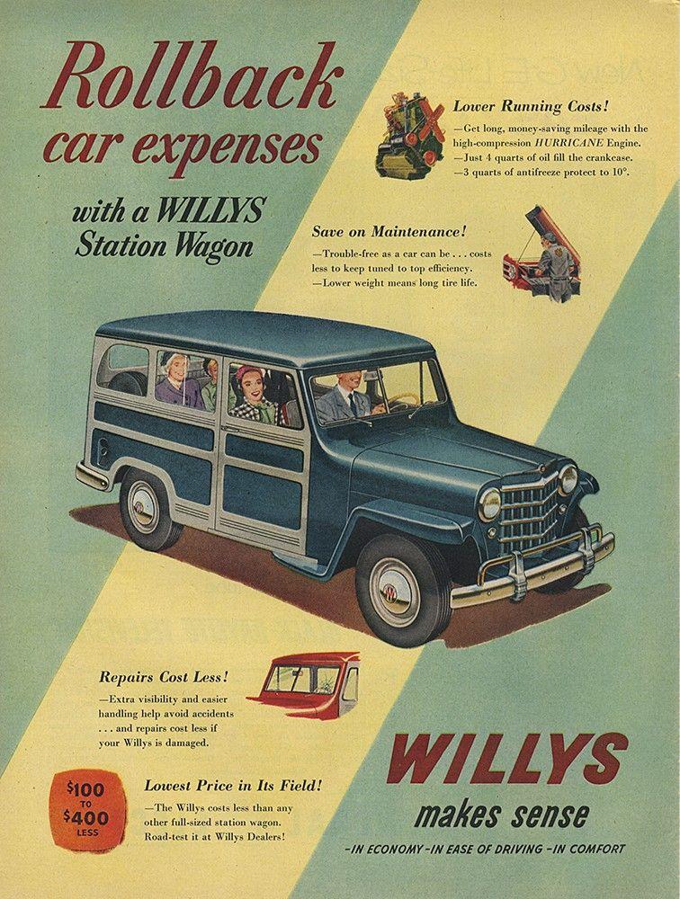 Willys Station Wagon Station Wagon Willys Wagon