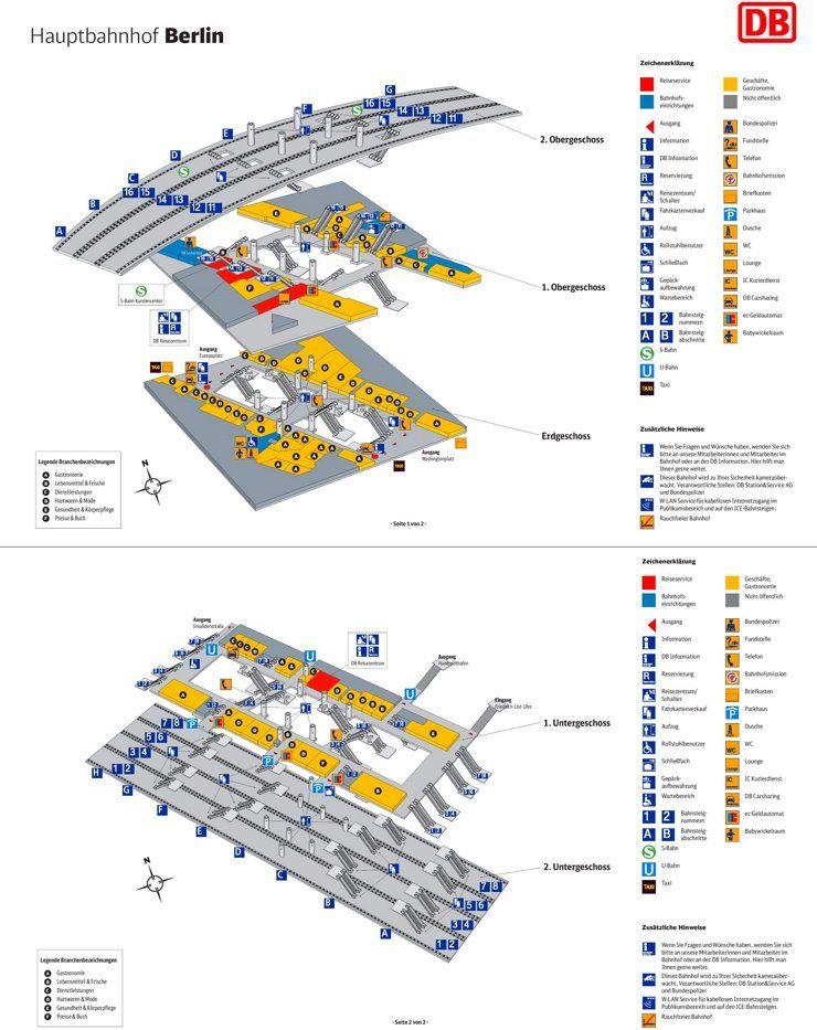 Berlin Hauptbahnhof Plan Hauptbahnhof Hauptbahnhof Berlin Berlin