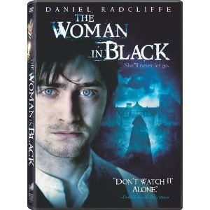 The Woman in Black dvd-The best scary ghost movie ever ...