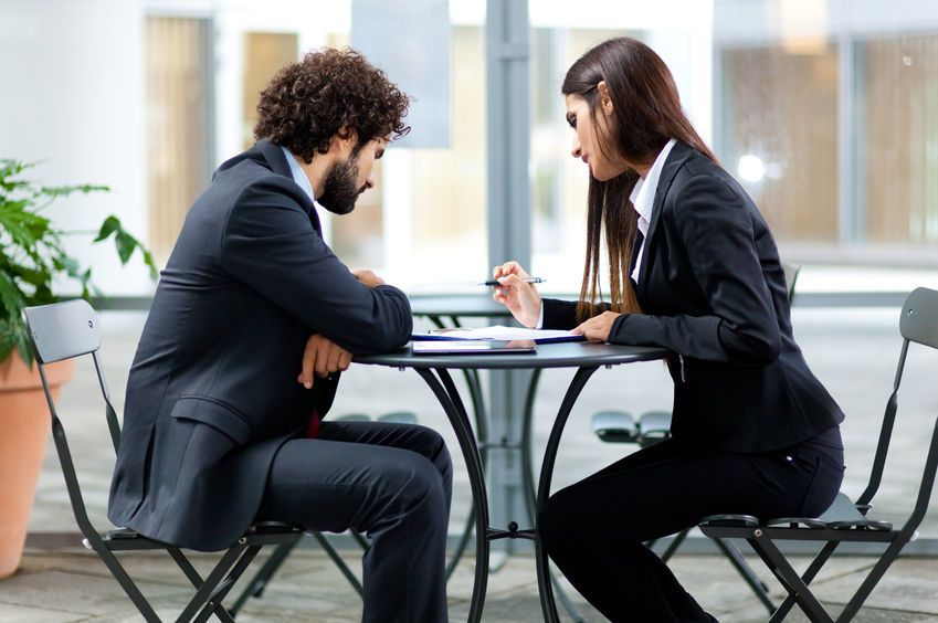 7 Ways You Should Treat Your Job Interview like a First Date - first interview tips