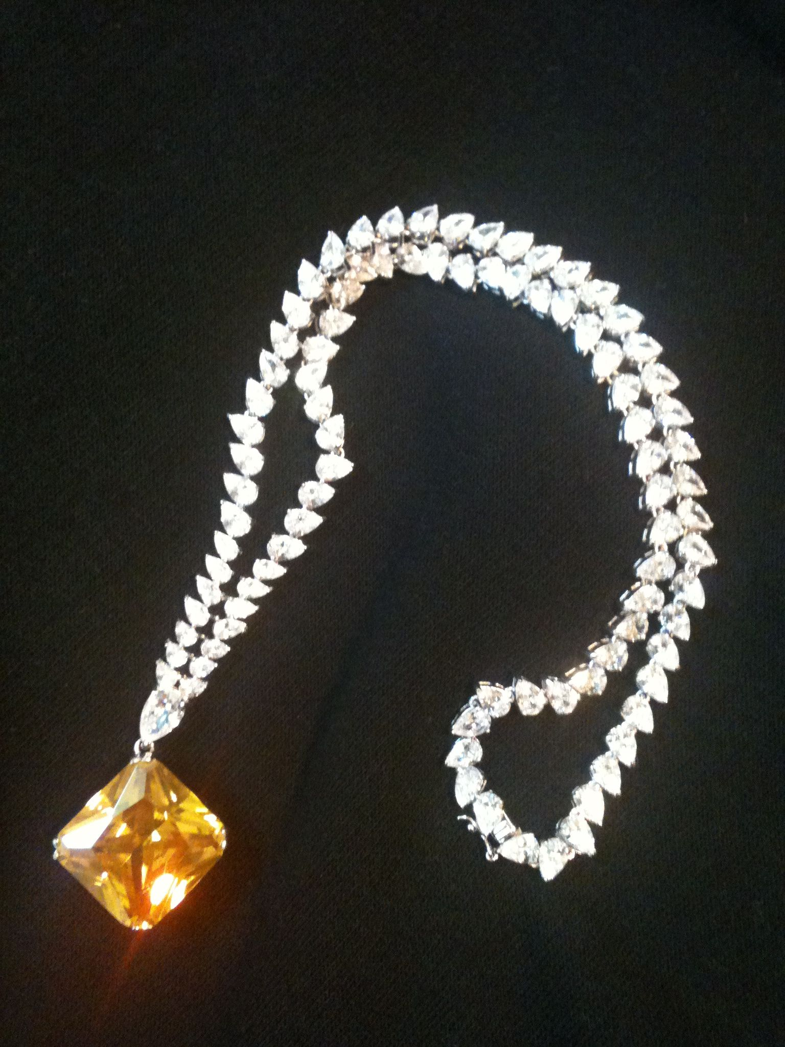 By requestmy replica of the isadora diamond like the
