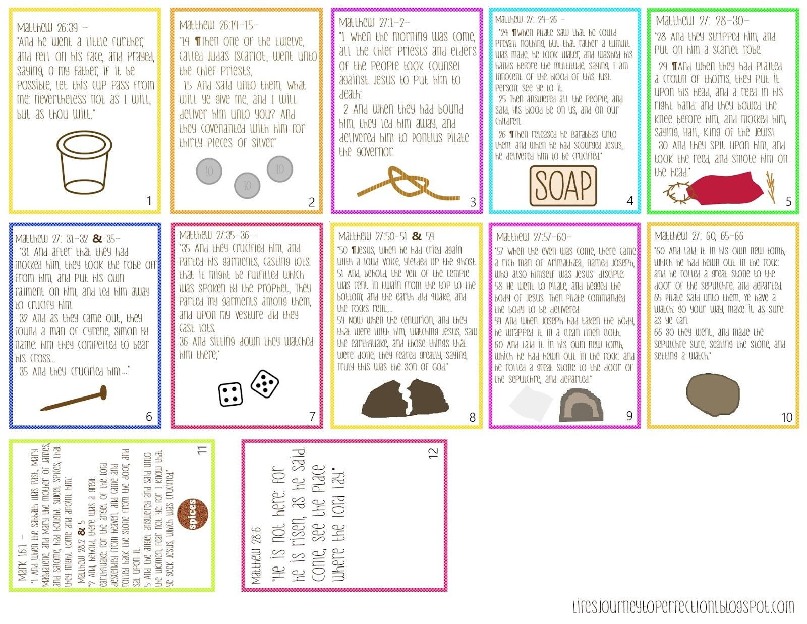 Ten Family Home Evening Ideas for Easter