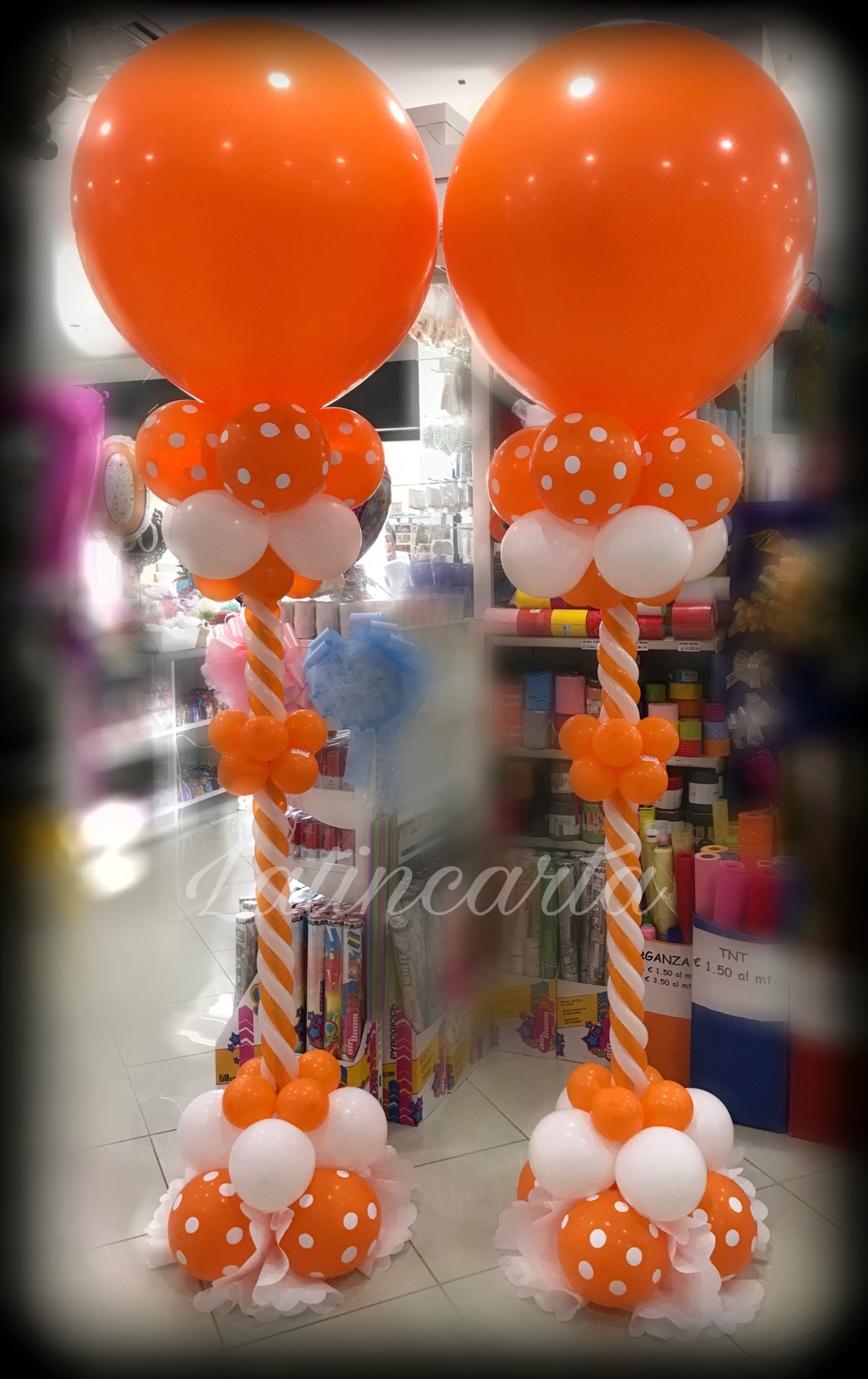 Wedding decoration ideas with balloons  Mega caramelle  Balloons  Pinterest  Balloon columns Balloon