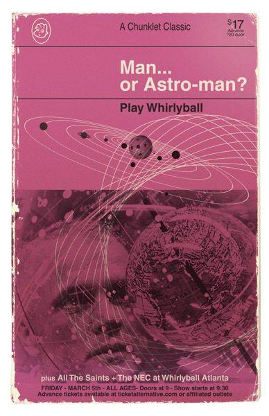 Man Or Astroman