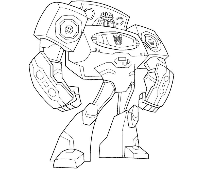Best Transformers Coloring Pages Jazz -    coloringpagesgreat - new coloring pages about science