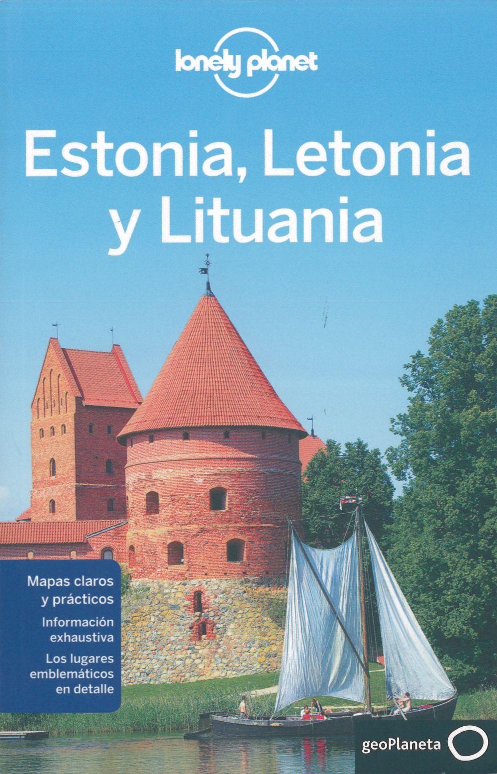 Estonia, Letonia y Lituania (GeoPlaneta)   Lituania