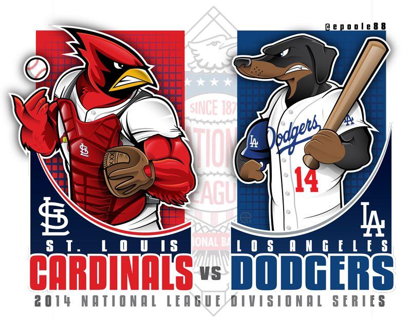 EPoole88 All mlb teams, Mlb team logos, Dodgers mascot