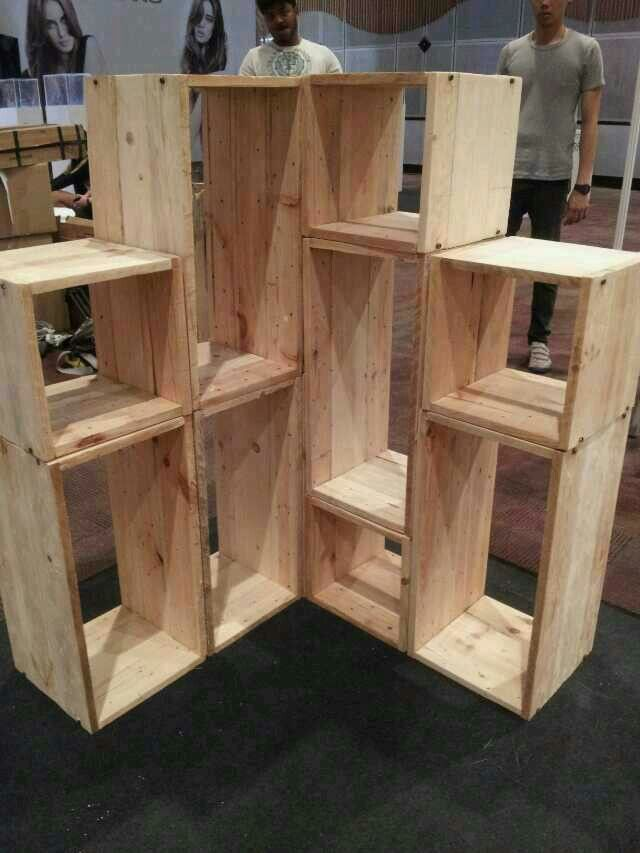 Redirect Pine Pallet To Display Boxes Recycling Way Of Life Box Wohnideen Diy Mobel