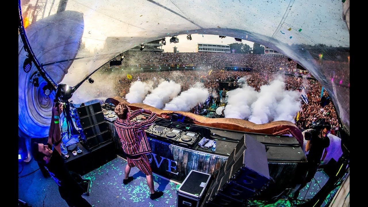 Belgium 22 07 2018 Lost Frequencies - Live at Tomorrowland