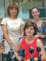 Maria del Mar Sanchez Lopez, Associate Professor, Department of Physics and Computer Architecture, Universidad Miguel Hernández, Spain - 2014 SPIE Women in Optics Planner