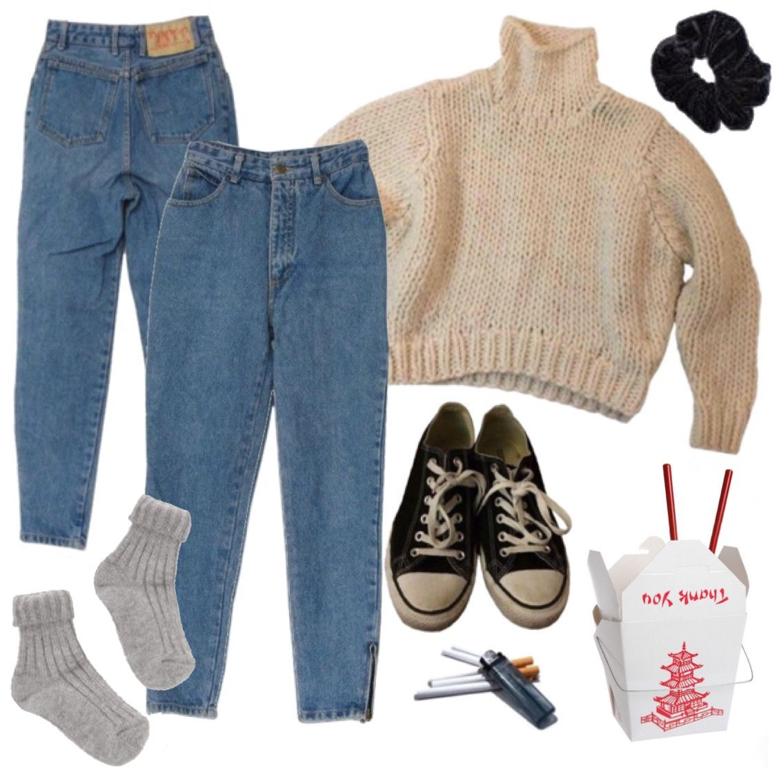 90s Outfits For School