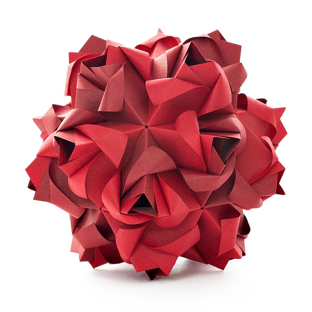 12 Origami Artworks That Will Expand Your Understanding Of The Art Of Folding Paper
