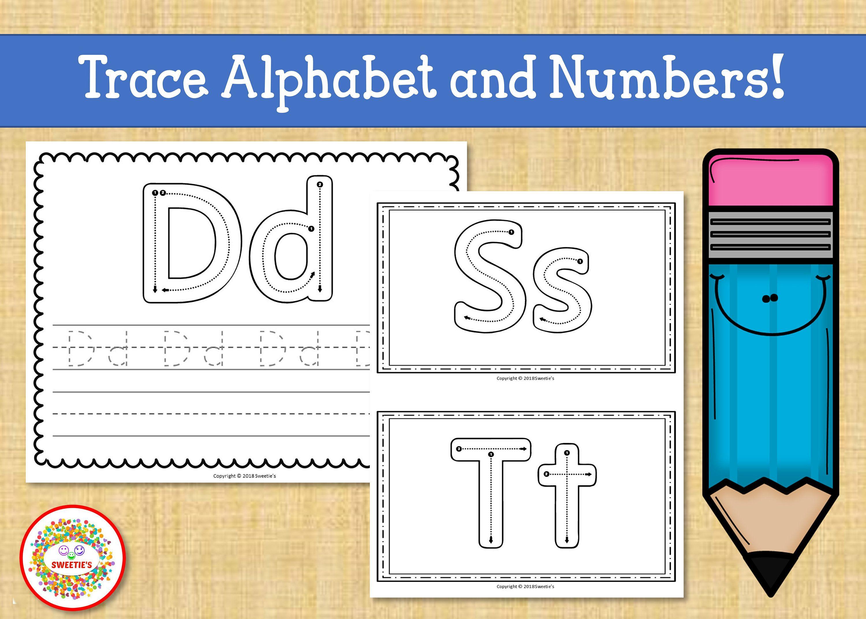 Alphabet Practice Worksheets Number Practice Worksheets
