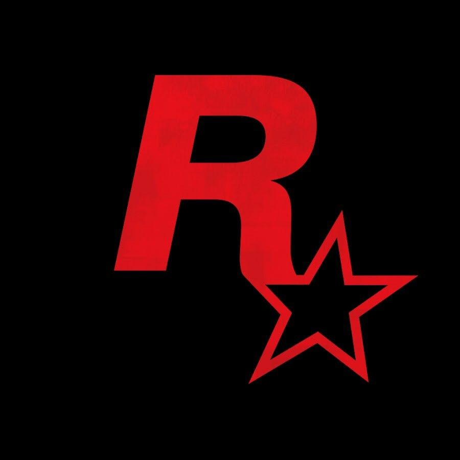 Rockstar Logo (Red Dead Redemption 2) | Rockstar games, Rockstar games logo,  Game font