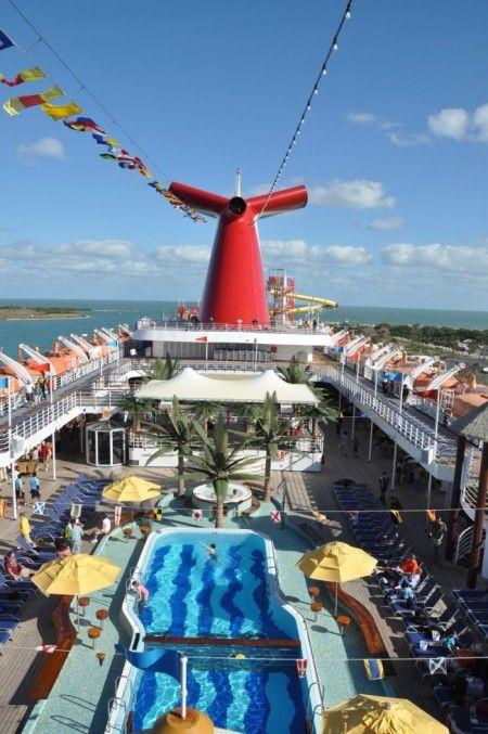 Carnival Ecstasy Reviews And Photos At Port Miami