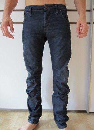Kaufe meinen Artikel bei #Kleiderkreisel http://www.kleiderkreisel.de/herrenmode/jeans/107633624-schicke-g-star-jeans-blau-3034