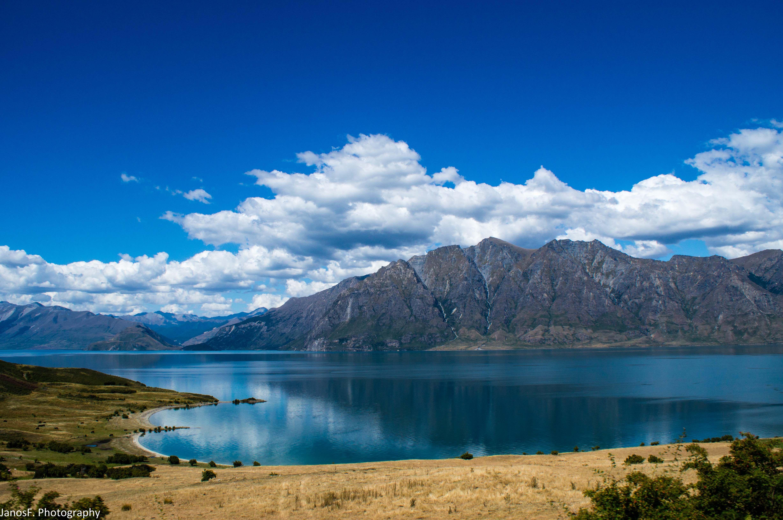 Lake Hawea - New Zealand