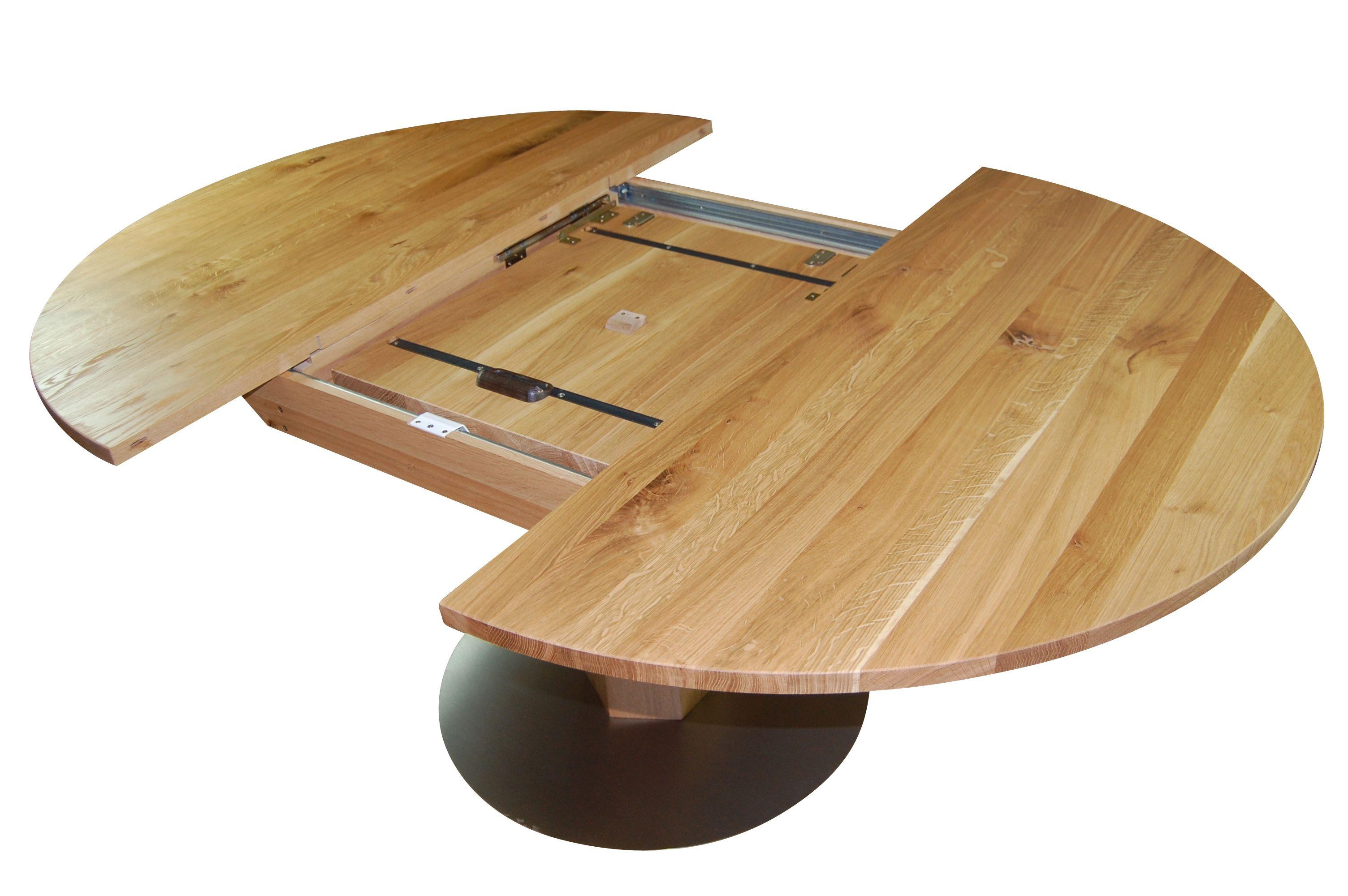 Fancy Kufen Tisch in 2020   Esstisch rund ausziehbar ...