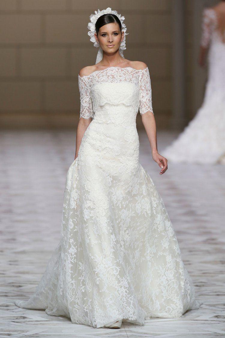 Traditional tunisian wedding dress   robes de mariée en dentelle pour la saison   Marie Claire