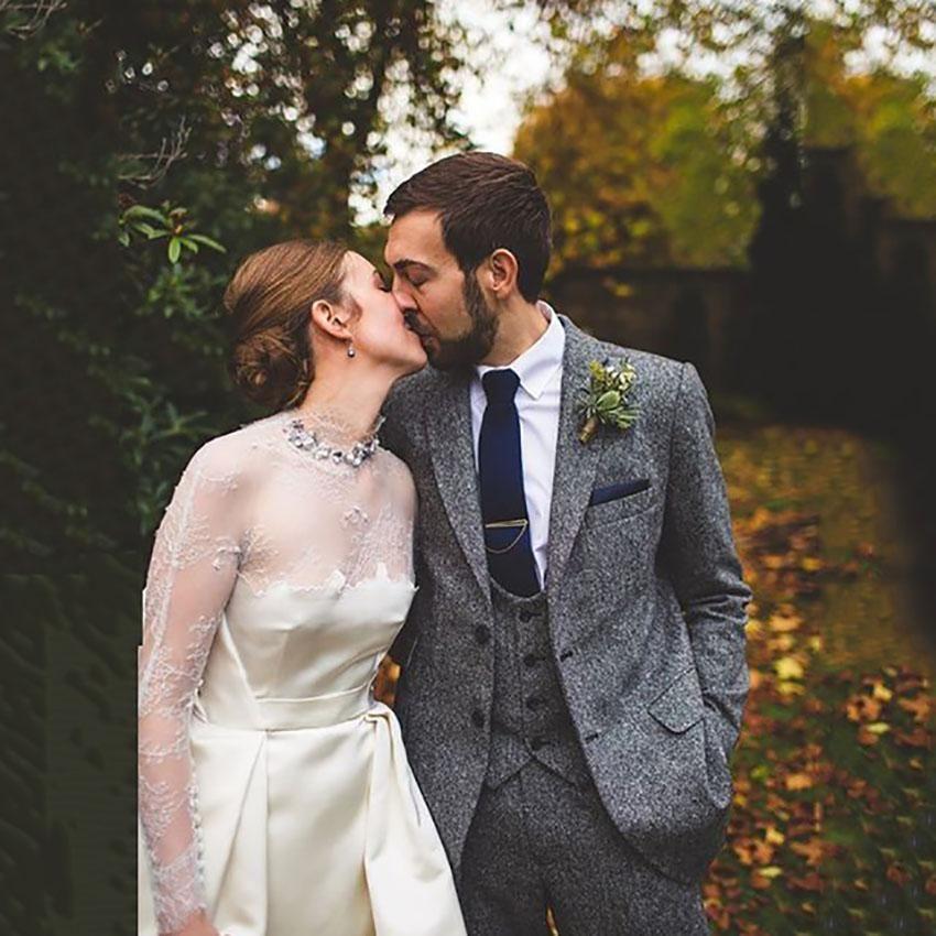 2020 Latest Coat Pant Designs Grey Tweed Suits Men Classic Winter Wedding Suits For Men Groom Tuxedo Tweed From Hongzhang 129 95 Dhgate Com Grey Tweed Wedding Suit Tweed Wedding Suits Grey Tweed Suit