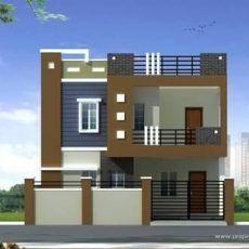 Ground Floor Elevation Lofthousedesign Simplehousedesign Modernbungalowhousedesign Bedroom House Elevation Bungalow House Design Bungalow Style House Plans