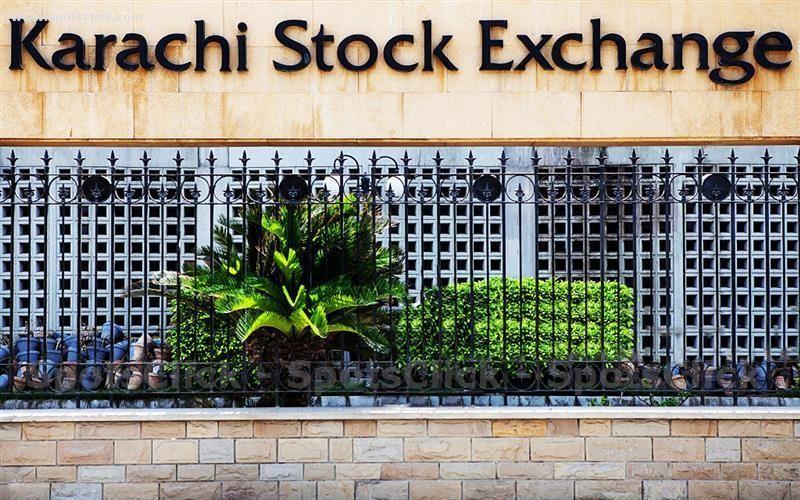 Karachi Stock Exchange With Images Stock Exchange Pakistan