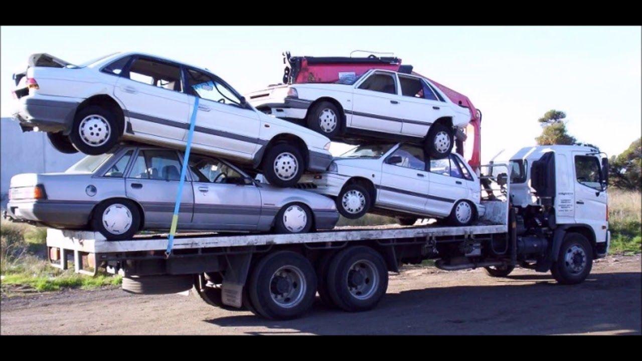 Junk Car Removal Near Omaha NE Council Bluffs IA FX
