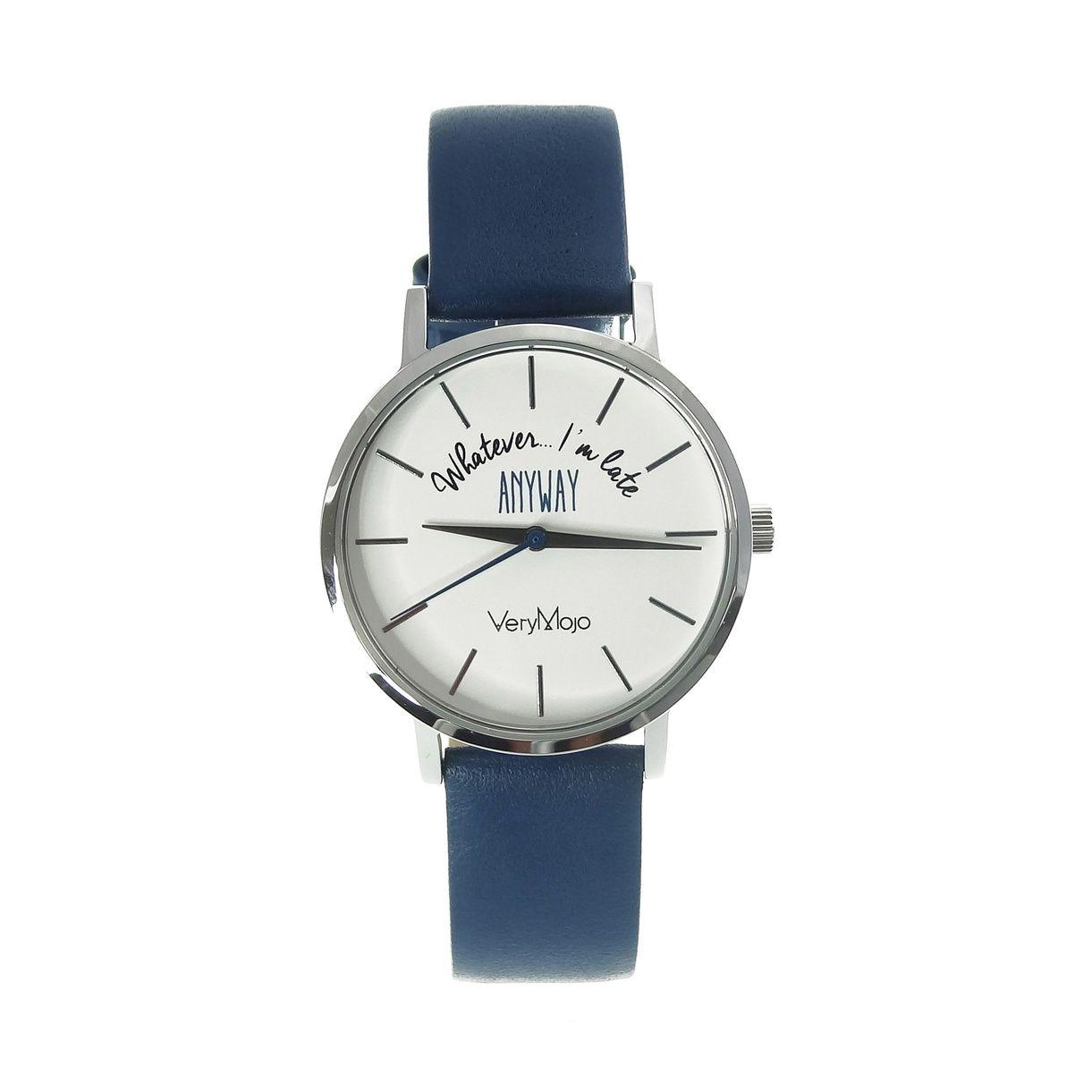 Montre Whatever sur Fubiz For SPOOTNIK. On vous surnomme Mademoisellelle En Retard mais vous prenez simplement votre temps…En portant votre montre Whatever vous êtes au summum du cool. Avec sa forme ...