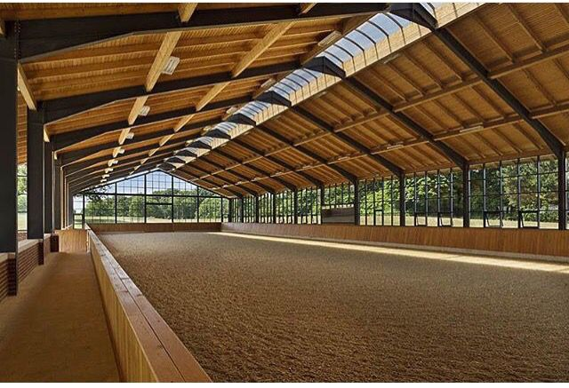 Amazing Arena Would Look Great In Any Season Dream Horse