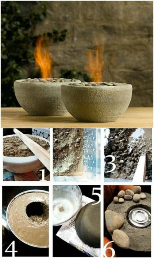 40 creatively cool concrete projects you need in your life on classy backyard design ideas may be you never think id=61242