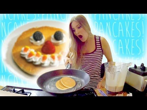 How to make amazing pancakes ijustine cooking youtube cooking how to make amazing pancakes ijustine cooking youtube ccuart Image collections