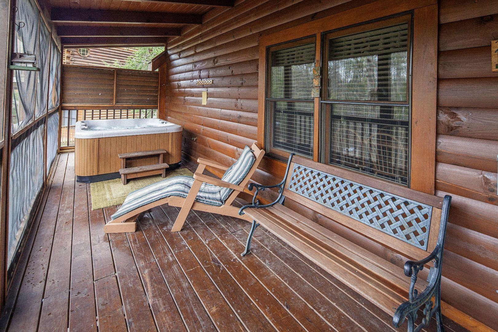 Pigeon Cabins Young's Hideaway 4 Bedroom