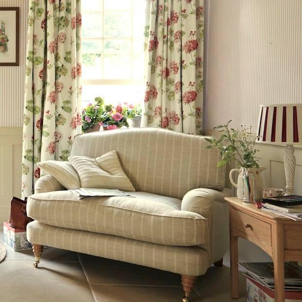 Laura Ashley Furniture Usa: Laura Ashley Linden Snuggler