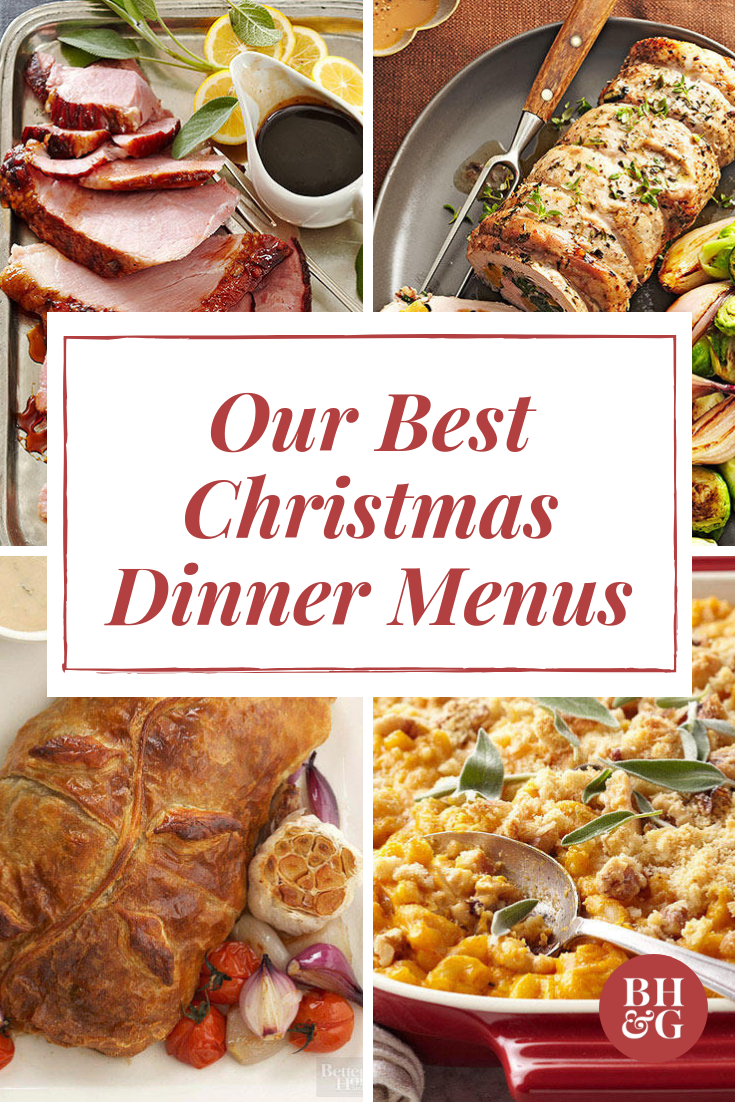 Traditional Christmas Dinner Menu.Pin On Holiday Recipes