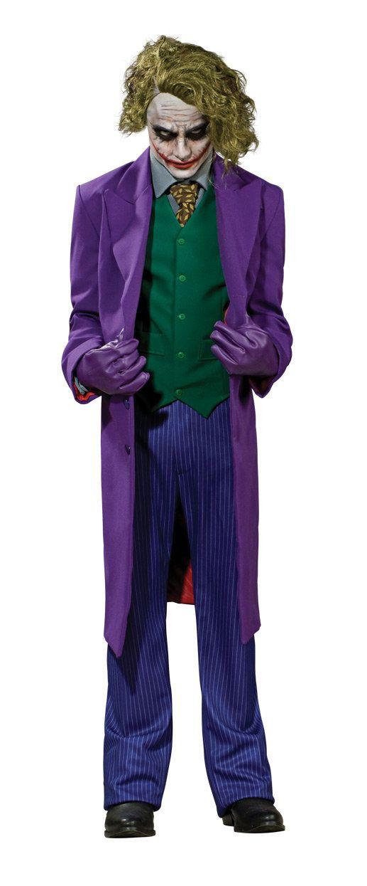 Grand Heritage #Dark #Knight #Joker Costume - Mr. Costumes ...