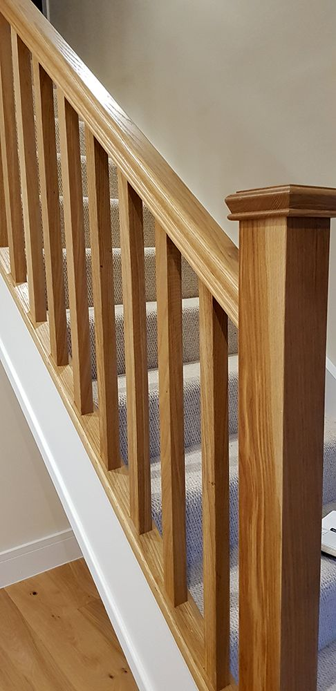 Henley Staircase