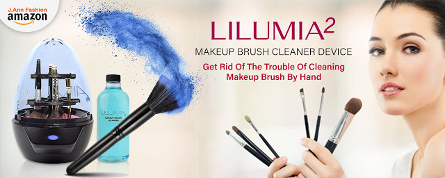 Photo of Lilumia 2 Makeup Brush Cleaner Device, Black – HibalyInc