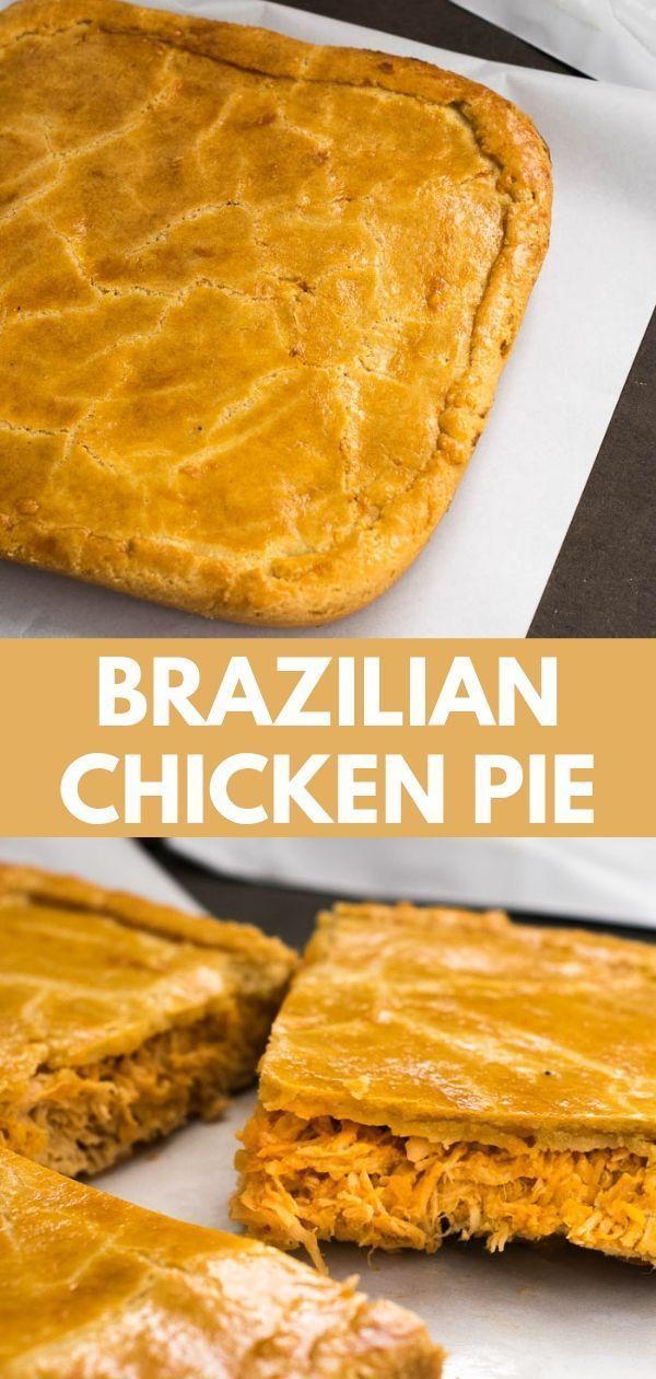 Photo of Brazilian Chicken Pie