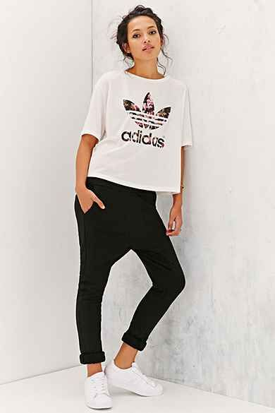 adidas shirt and pants